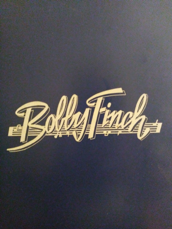 BOBBY FINCH - 'GET A HOLD OF YOURSELF' / REMIX